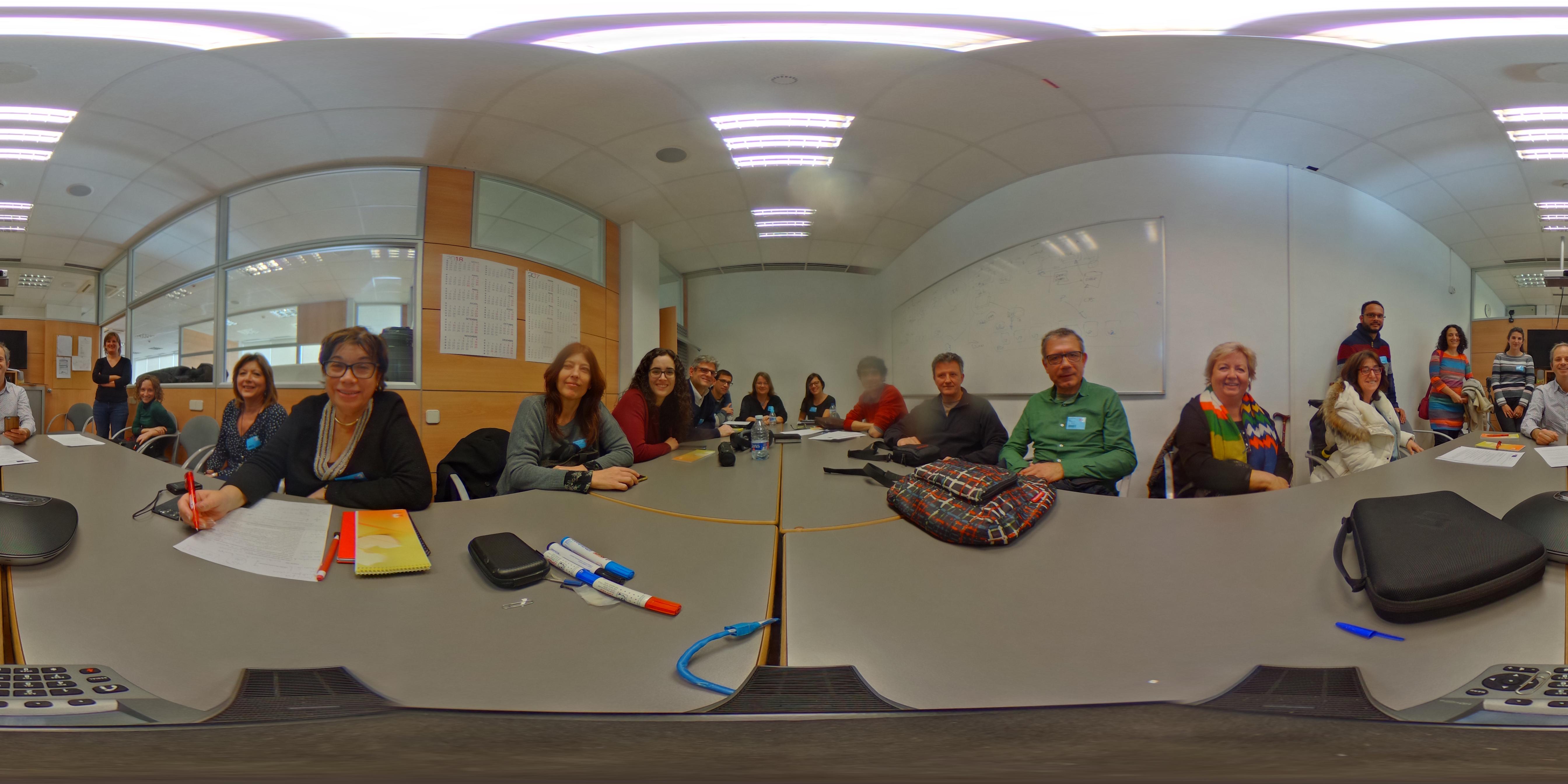 Participem en un grup focal sobre l'accessibilitat en audiovisuals en 360º a TV3