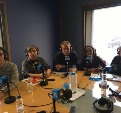 Expliquem la realitat del 97% de les persones sordes a Ràdio Estel