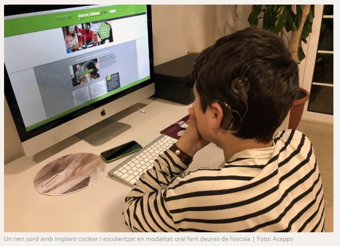 Les proves d'avaluació final de la ESO, accessibles a l'alumnat amb necessitats de suport educatiu