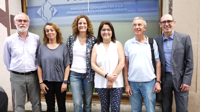 Àngels Videla, nova presidenta de l'associació ACAPPS per l'etapa 2018-2021