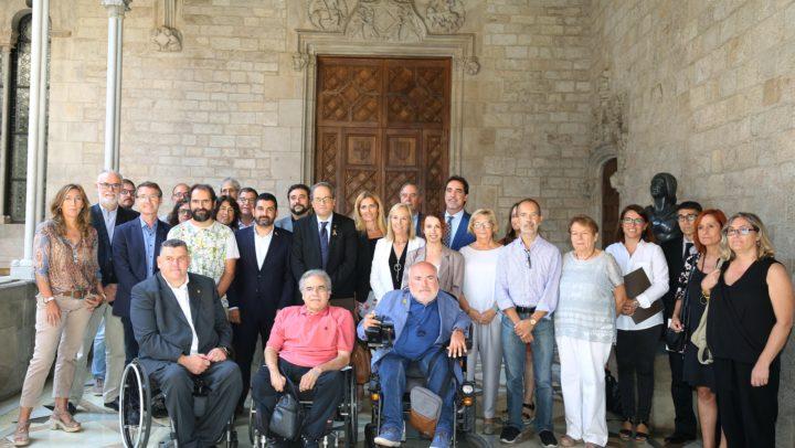 Aplaudim l'anunci de la creació del Pacte Nacional per a les persones amb Discapacitat i celebrem l'impuls al nou Codi d'Accessibilitat