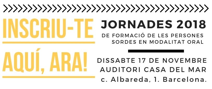 El 17 de novembre, a l'auditori Casa del Mar: 23a Jornades de la Federació ACAPPS!