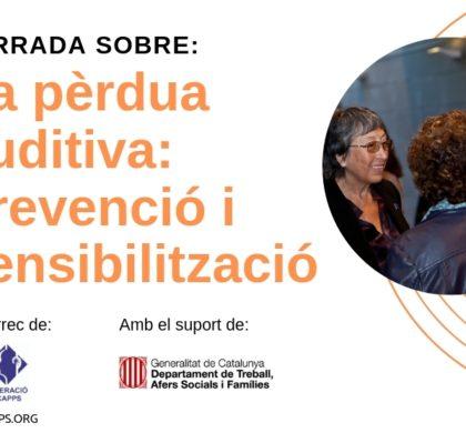 Properes xerrades sobre la prevenció de la pèrdua auditiva a Alcanar i a Lleida