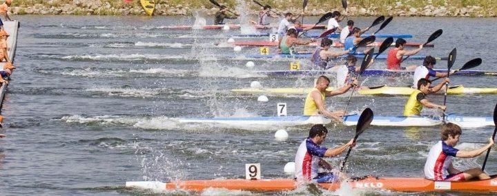 RESERVEU LA DATA: diumenge, 17 de març. Activitat gratuïta de rem al Canal Olímpic de Castelldefels