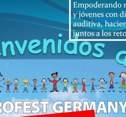 Obertes les inscripcions per la trobada europea de famílies amb infants i joves amb discapacitat auditiva, l'Eurofest