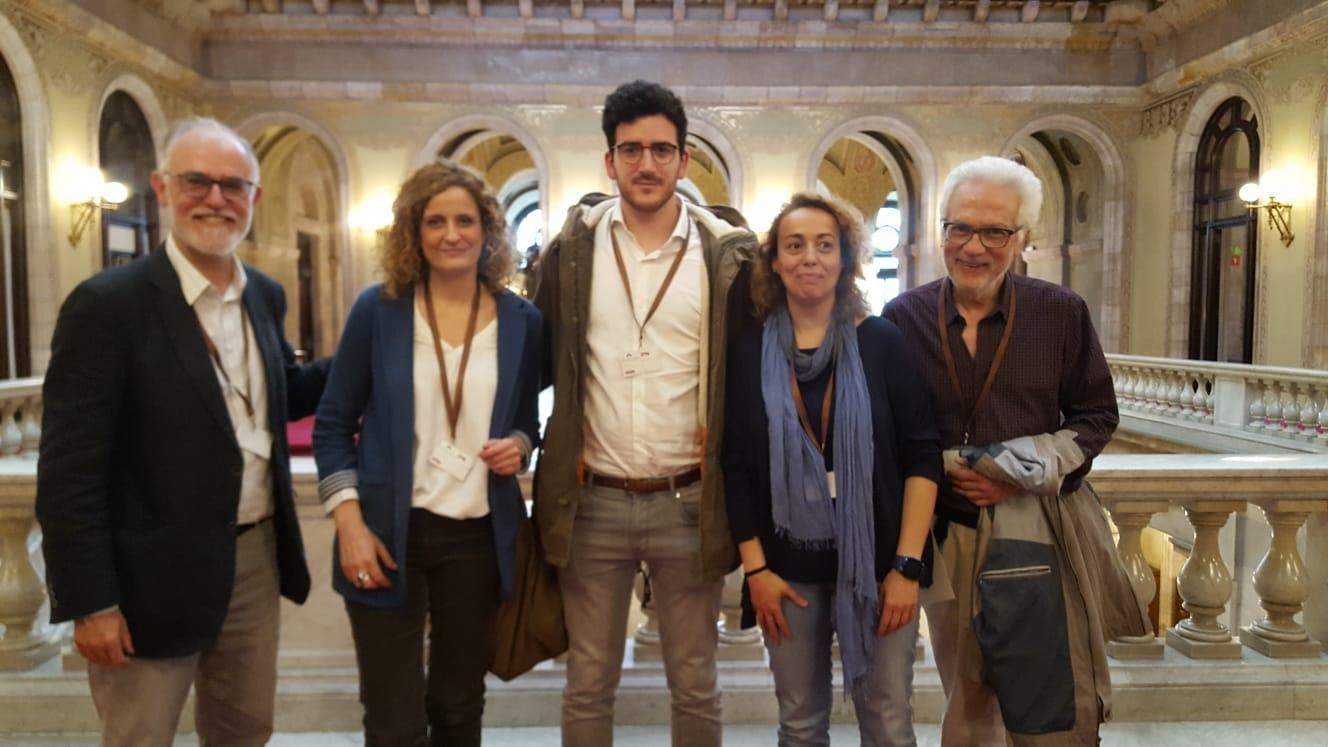 Avancem en drets civils. Compareixem al Parlament en relació al projecte de Llei per modificar el Codi Civil de Catalunya