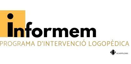 Programa d'Intervenció Logopèdica 2019. Logopèdia per a infants i joves (0 a 18 anys)