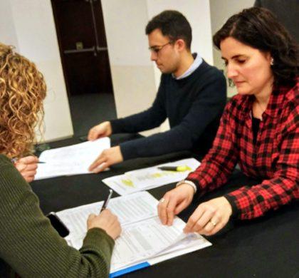 """Signem el conveni amb el programa Incorpora de l'Obra Social """"la Caixa"""""""