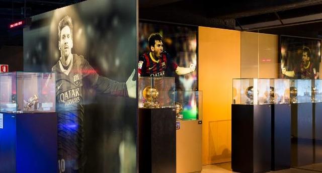 Tenim invitacions per al museu del Barça per a les persones sòcies d'ACAPPS