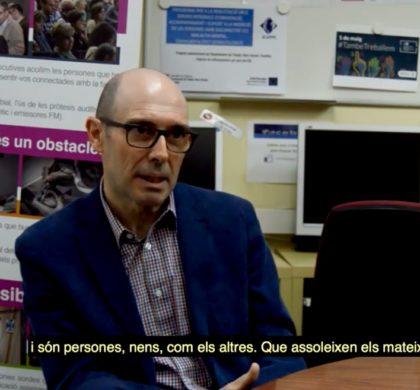 Les associacions catalanes de persones amb sordesa reivindiquem el dret a sentir, amb motiu del Dia Internacional de l'Implant Coclear