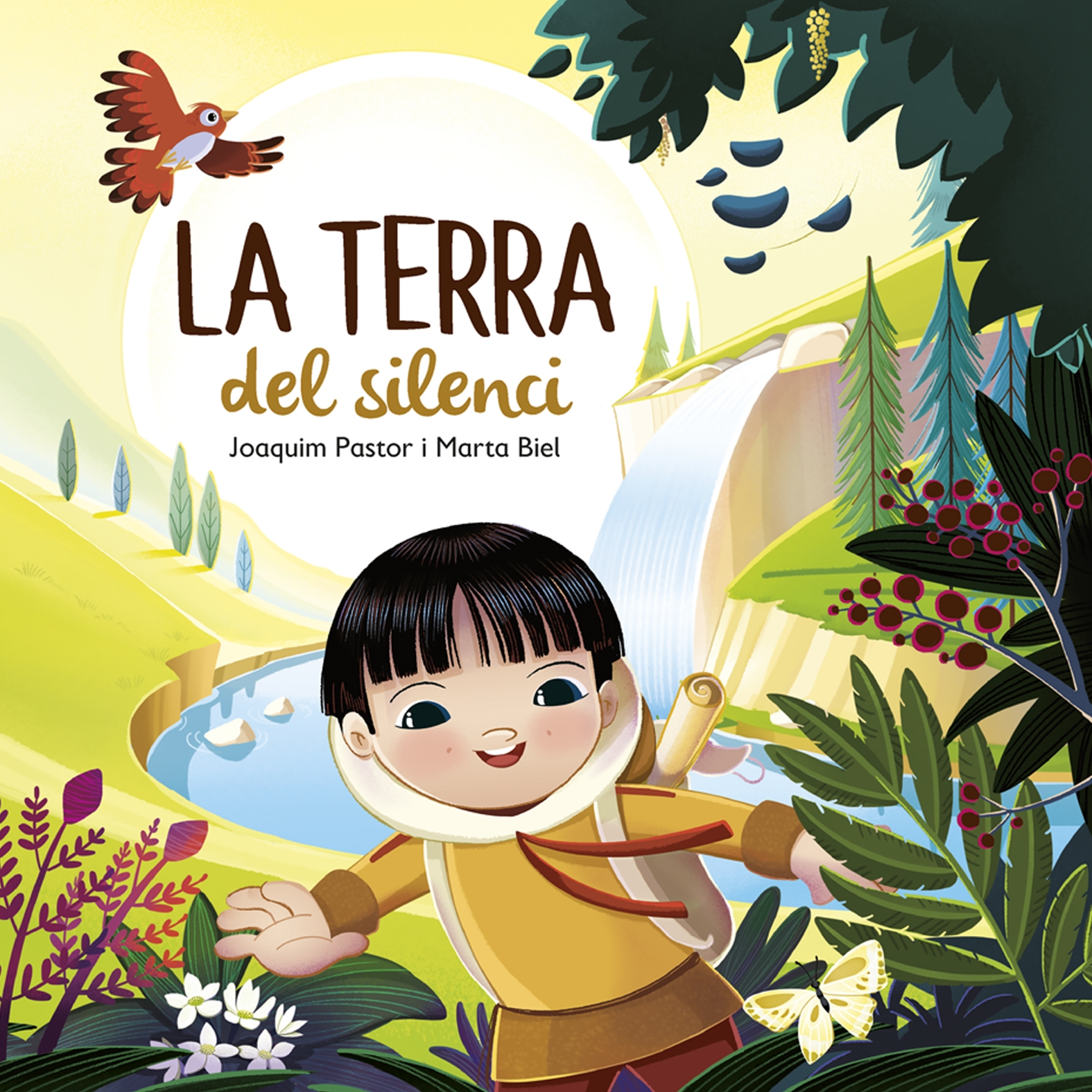 La terra del silenci. Un conte protagonitzat pel Dimas, un nen amb sordesa, que necessita suport per ser publicat.