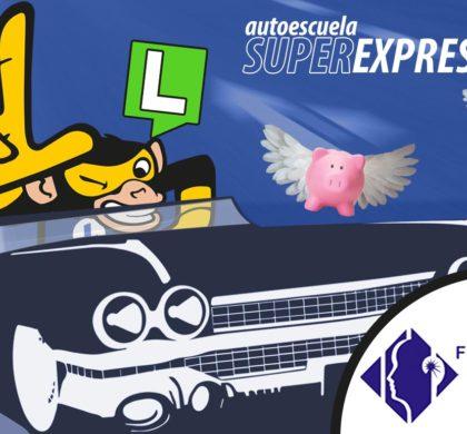 Nou avantatge per a socis/es d'ACAPPS: amb l'autoescola SúperExpress, teòrica gratuïta!