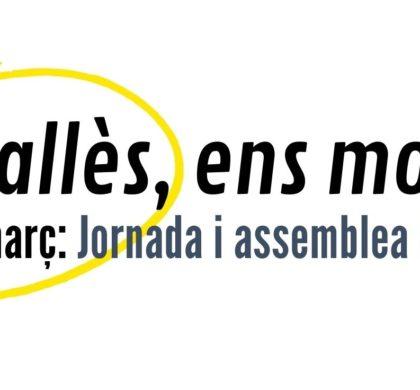 """25/03 Jornada """"Al Vallès, ens movem"""": parlem de la regulació de les mascaretes transparents i de  les necessitats de les persones amb sordesa al Vallès"""