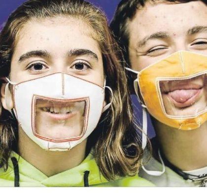 Xerrada a famílies: les mascaretes transparents, regulació i ús en l'entorn educatiu (15/04)