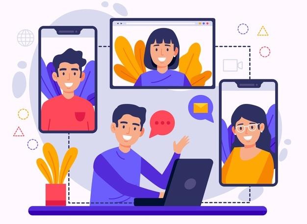 Tens una entrevista de feina? 8 consells per comunicar-te millor en línia!