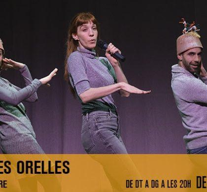 """Torna """"Boira a les Orelles"""", l'obra que parla de la sordesa amb l'Enric Romaní, escenògraf i soci d'ACAPPS"""