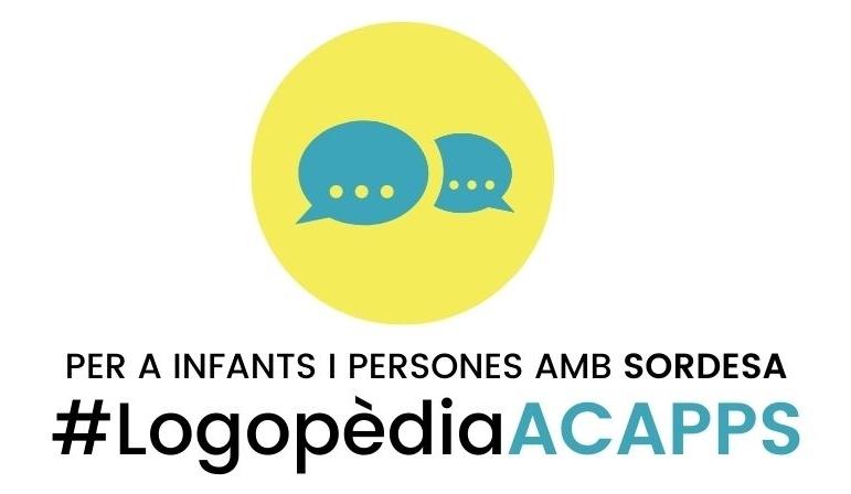 Cofinancem les sessions de logopèdia per a infants i persones amb sordesa
