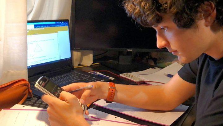 L'alumnat amb sordesa afronta les PAU amb més problemes de comunicació degut a les mesures per la Covid19