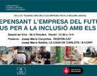 Amb la XIB: Cicle de Trobades a empreses per a la inclusió laboral de les persones amb discapacitat
