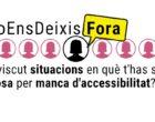 T'has sentit alguna vegada EXCLOSA per manca d'accessibilitat? T'expliquem com identificar i actuar davant de casos de discriminació per la teva sordesa